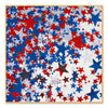 Red, White, Blue Stars Confetti