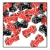 Dice Confetti, party supplies, decorations, The Beistle Company, Casino, Bulk, Casino Party Supplies, Casino Party Decorations