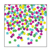 8-Bit Squares Confetti, party supplies, decorations, The Beistle Company, 8-Bit, Bulk, Other Party Themes, 8-Bit Party Supplies