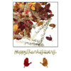 Happy Thanksgiving Confetti, party supplies, decorations, The Beistle Company, Fall/Thanksgiving, Bulk, Holiday Party Supplies, Thanksgiving Party Supplies, Thanksgiving Party Decorations