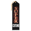 Super Costume Award Ribbon (Pack of 6)