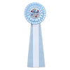 Blue Mom To Be Deluxe Rosette