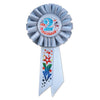 My 2nd Birthday Rosette
