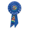 My 5th Birthday Rosette
