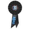30 & Over-The-Hill Rosette