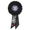 50 It's The Big One Rosette