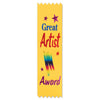 Great Artist Award Value Pack Ribbons