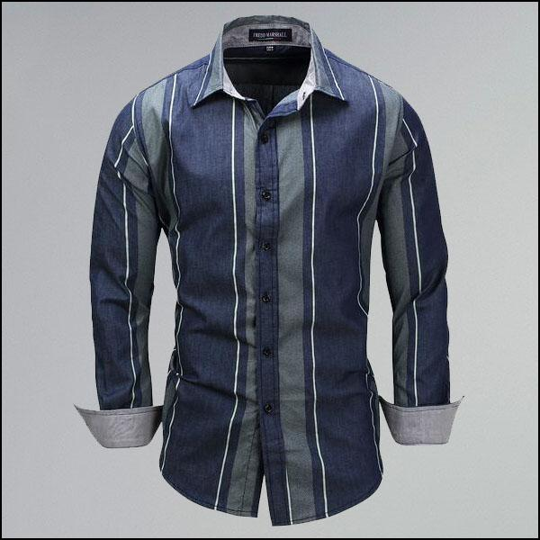 Men's striped shirts ... - Arnaud and Co