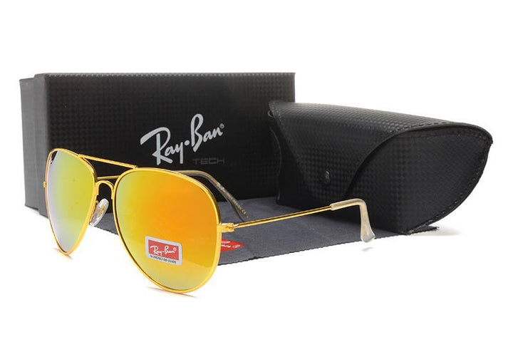 "Lunettes Ray Ban Unisexe ""Aviator Evolve"" Soldée - 50% - Arnaud and Co"