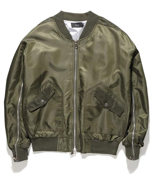 Bomber Fashion 2018 Zipped ... WBH029 - Arnaud and Co