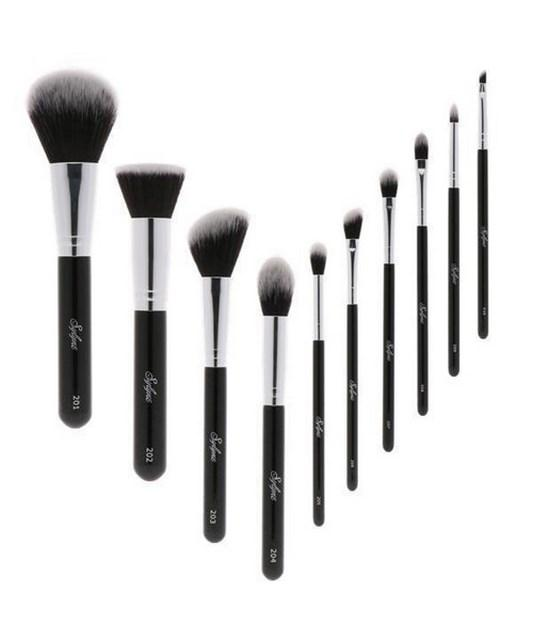10 Parts Professional Brushes of High Quality