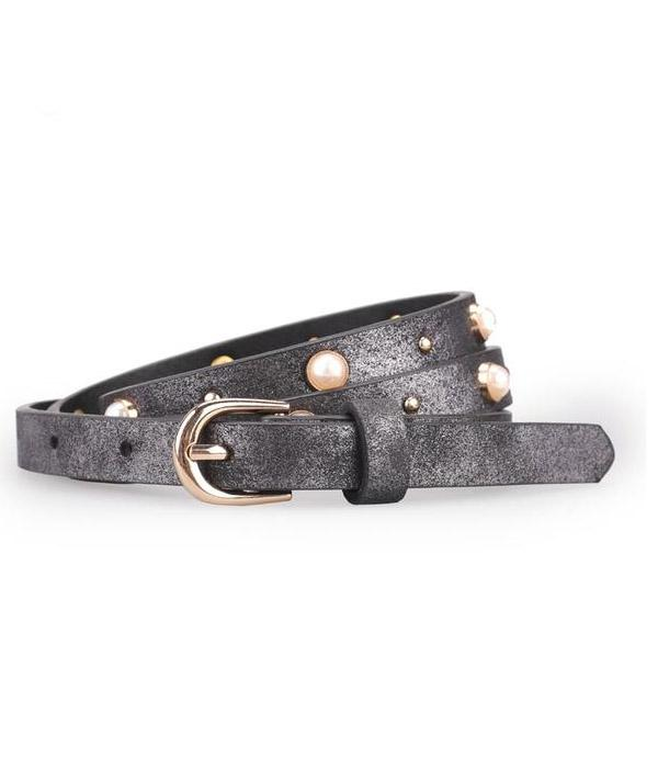 Luxury Leather Belt Decoration Fashion Style Beads ... CF024 - Arnaud and Co