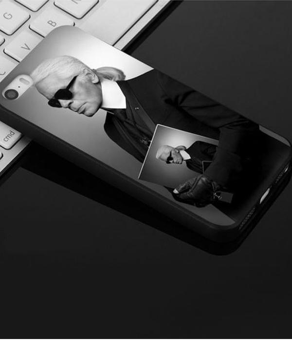 Coque Karl Lagerfeld Compatible: iPhone5S  jusque... iPhoneX. CS03 - Arnaud and Co