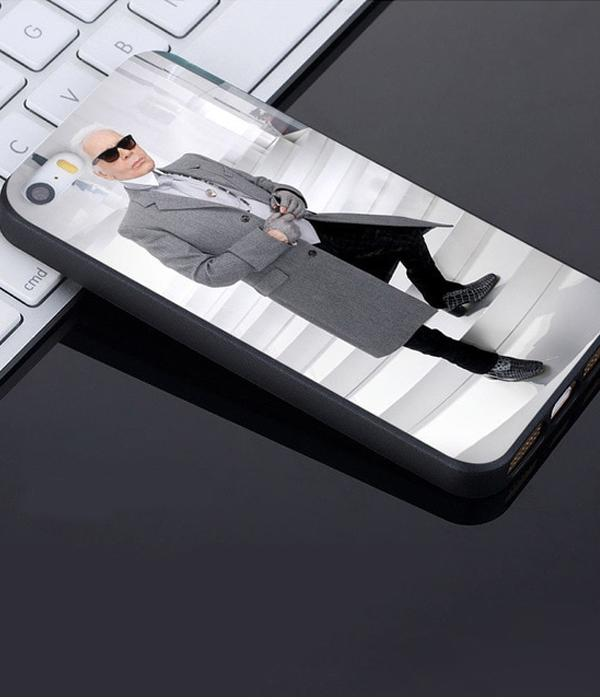 Coque Karl Lagerfeld Compatible: iPhone5S jusque... iPhoneX. CS06 - Arnaud and Co