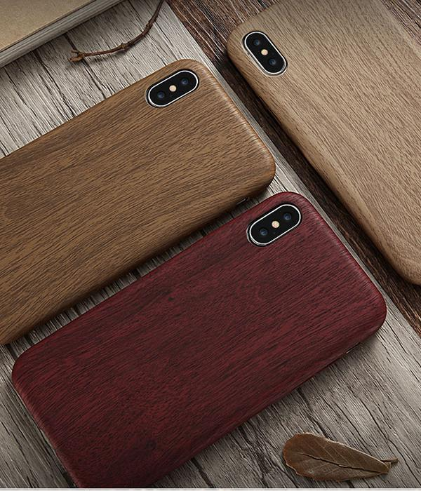 Hull Flexible Way Wood for iPhone ... CS17