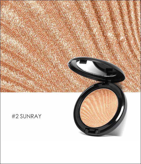 FOCALLURE Enlumineur Ultra Glow 4 Coloris.#02 SUNRAY... MV30