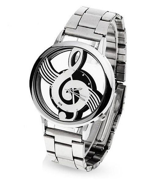 "Fashion Montre ""Note de Musique"" - Arnaud and Co"