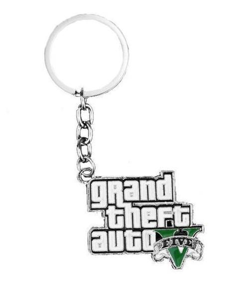 Porte-Clés GTA-5 Grand Theft Auto X-Box PS4... PC004 - Arnaud and Co