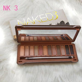 Urban Decay Naked3 Palette of Eyeshadows ...