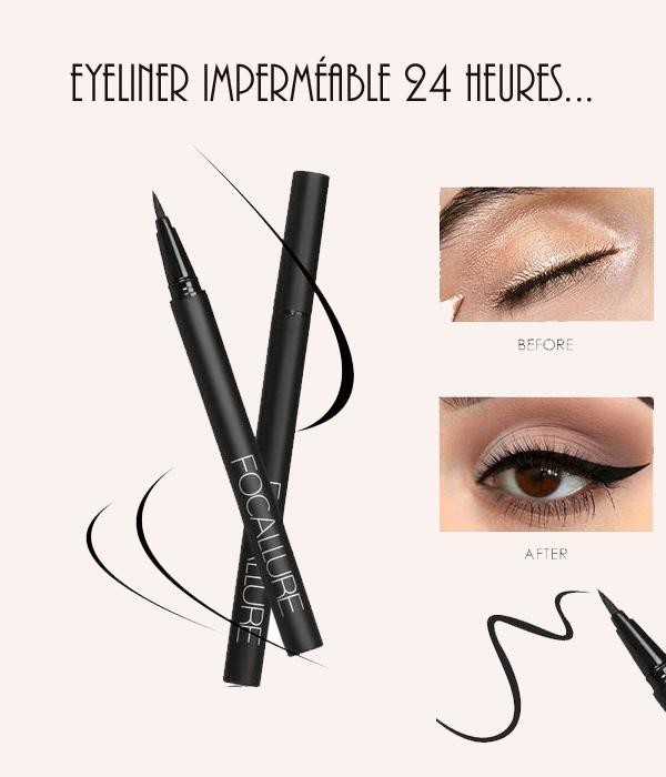 "CRAYON EYELINER IMPERMÉABLE ""STAY ALL DAY""... MY23 - Arnaud and Co"