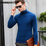 COODRORY Col roulé homme 100% Cachemire. - Arnaud and Co