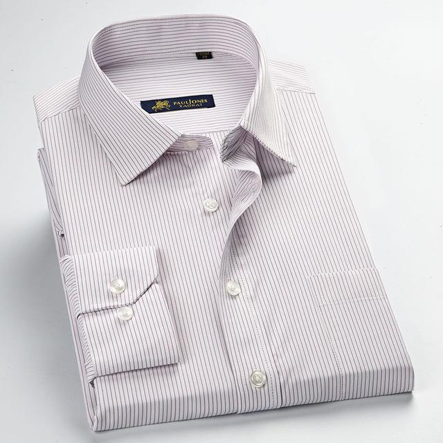 Men's classic striped shirt - Arnaud and Co