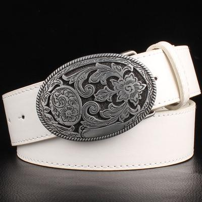 "Belt ""Retro"" in genuine leather ... CF005 - Arnaud and Co"