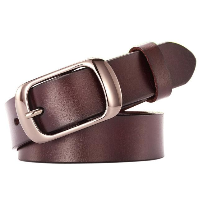 "Women's Belt ""Genuine Leather"" ... CF002 - Arnaud and Co"
