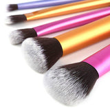 6 PCS Portable Makeup Brushes - Arnaud and Co