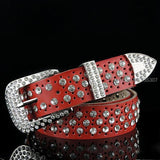 Fashion belt with rhinestone ... CF010 - Arnaud and Co