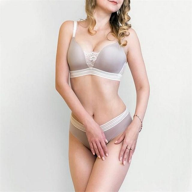 "Ensemble de Lingerie ""Sportwear"" en Coton Réf: LF10 - Arnaud and Co"