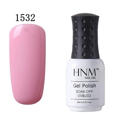 HNM 8ml UV Gel Vernis à ongles pour lampe UV... Semi- permanent - Arnaud and Co