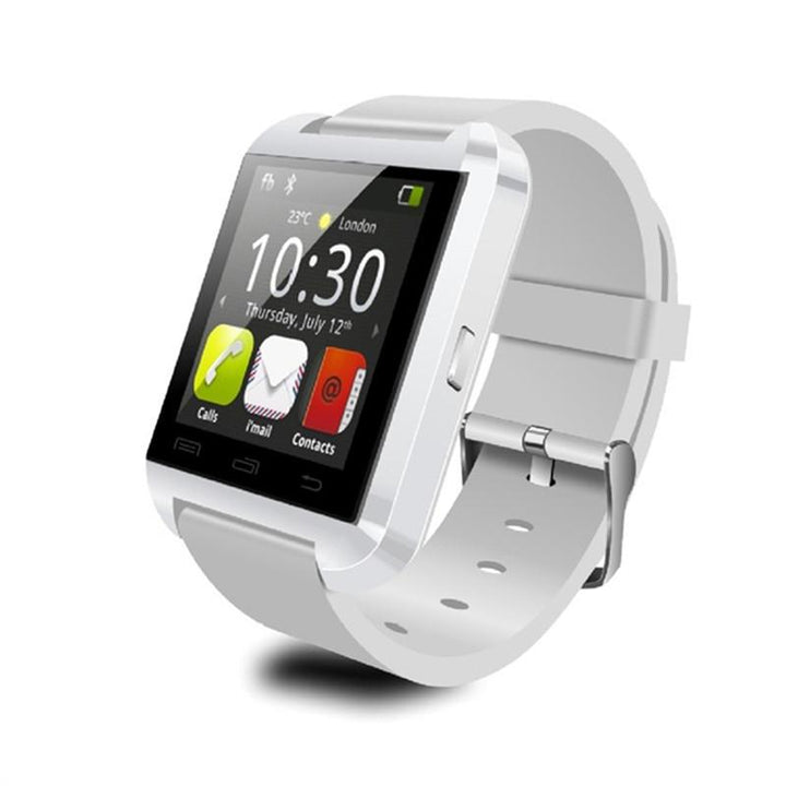 Montre intelligente Bluetooth pour Android Smartphones MH008 - Arnaud and Co