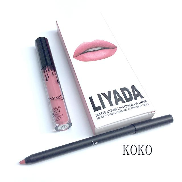 KOKO | LIP KIT – LIDAYA COSMETICS - Arnaud and Co