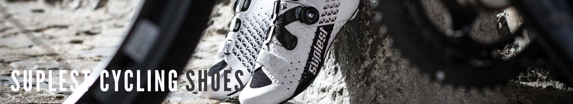 SUPLEST Cycling Shoes ROAD Swissmade by Cyclists