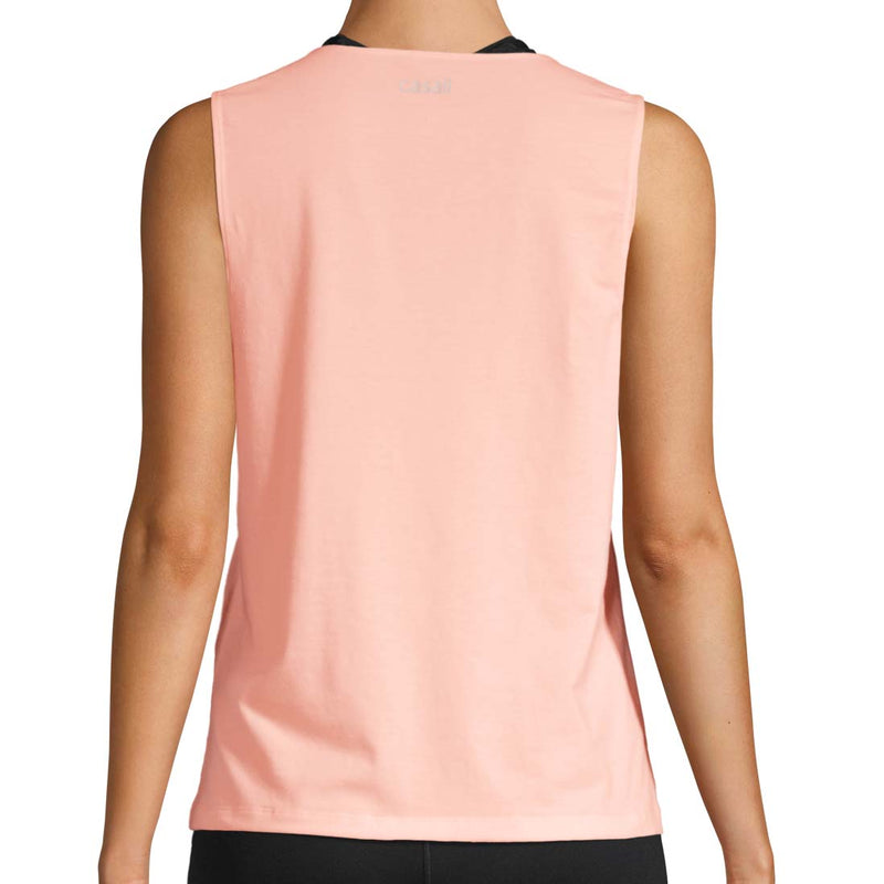 Casall Muscle Tank – Trigger Pink