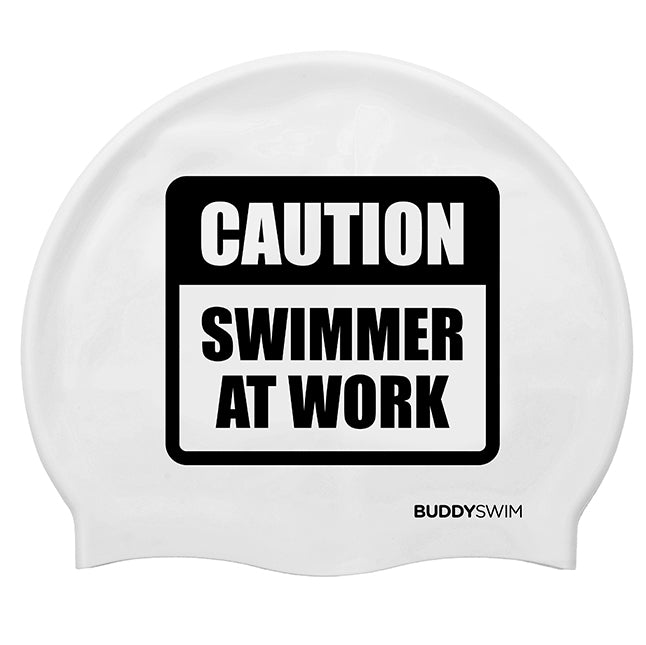 BuddySwim Schwimmkappe SWIMMER AT WORK