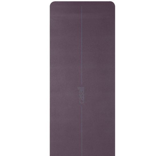 Casall Trainingsmatte Yoga Balance 3mm phthalatfrei purple