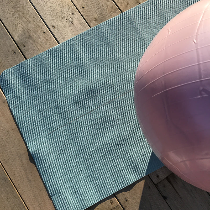 Casall Fitnessball Gym Ball Ø 80 cm - soft lila