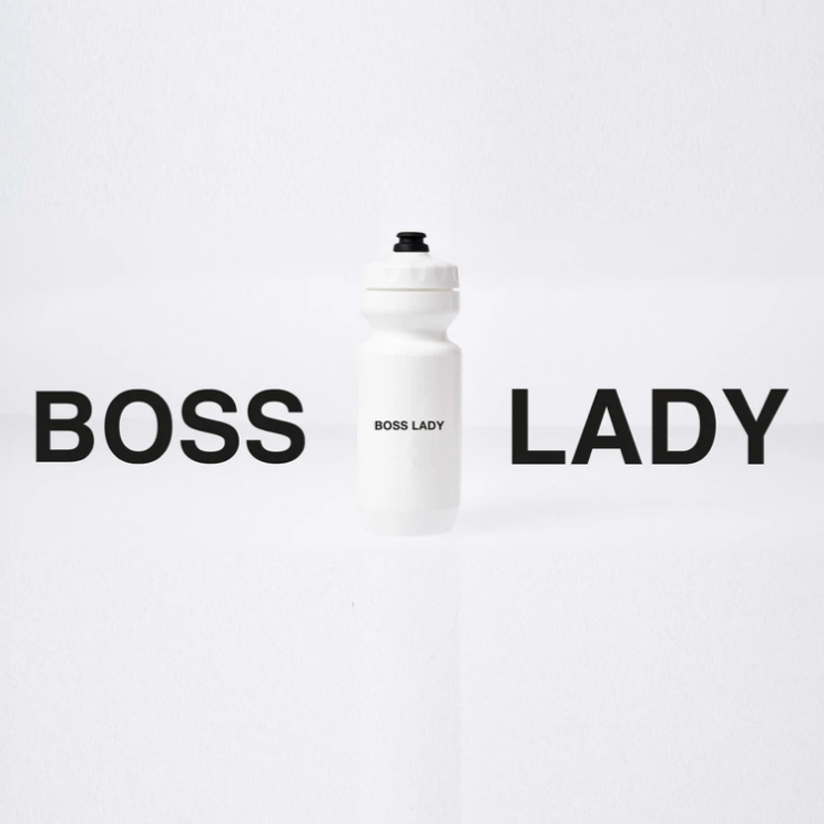 fingerscrossed BIDON Wasserflasche #GTH BOSS LADY