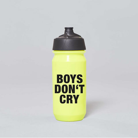 fingerscrossed BIDON Wasserflasche #GTH Boys don't Cry