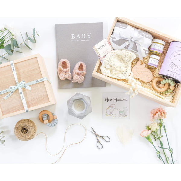Design-your-own Gift Box - Hooked in a Box