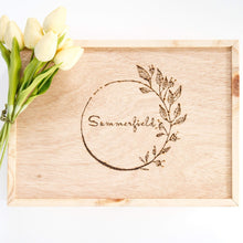 Hooked in a Box Personalised Keepsake Box [Eco Range]