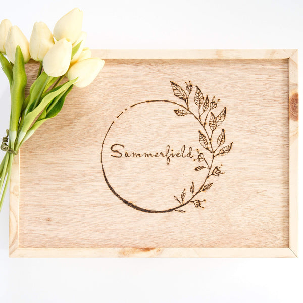 Personalised Keepsake Box - Hooked in a Box