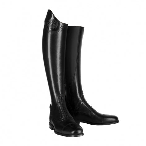 Black Showjumping Boots - 33604