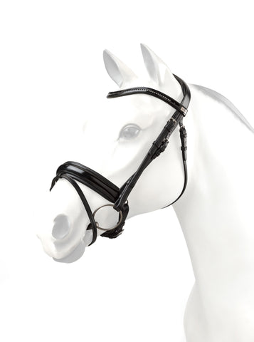Equipe Snaffle Bridle BR64