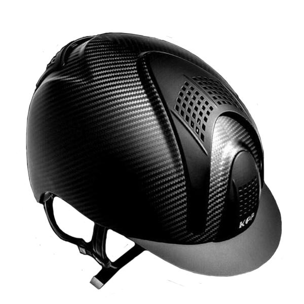 e Light Carbon Fiber shiny Helmet