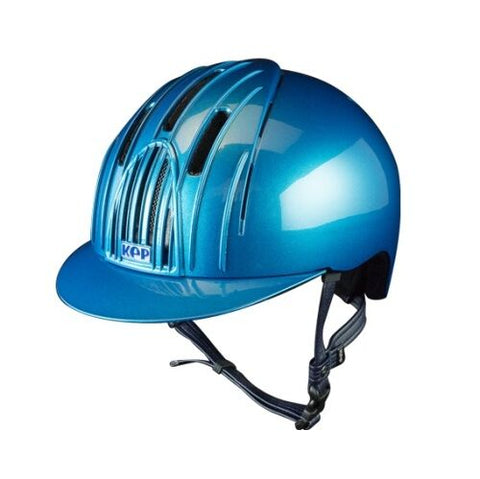 Cromo Endurance Riding Helmet Blue