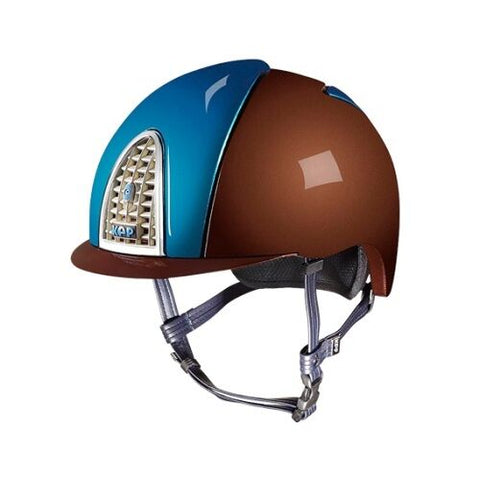 Cromo Shine xc Blue & Brown