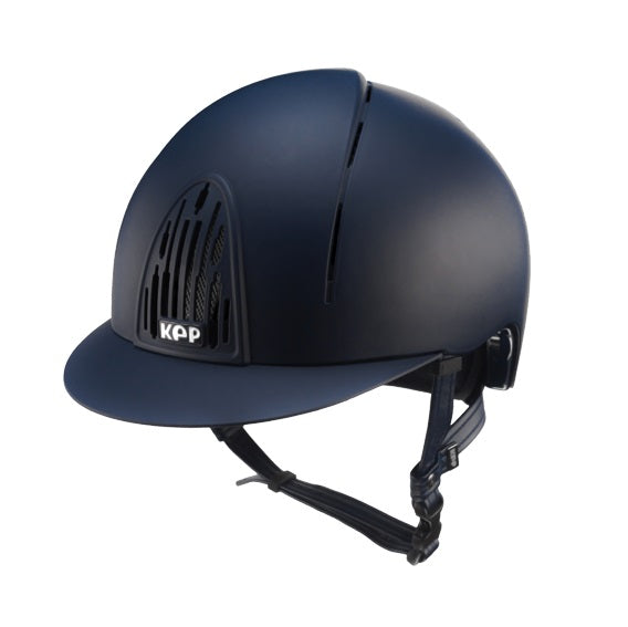 Cromo Smart Riding Helmet Navy